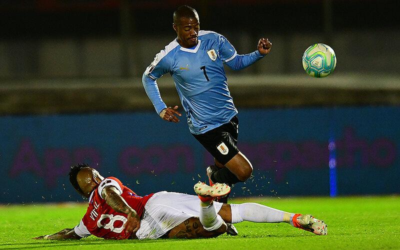 Se conoció la lista de Uruguay para los encuentros de Eliminatorias