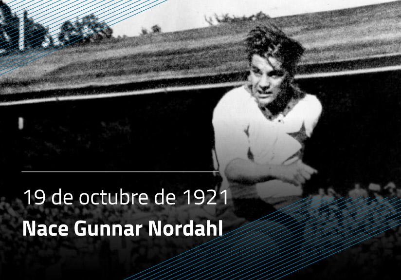 Nace Gunnar Nordahl