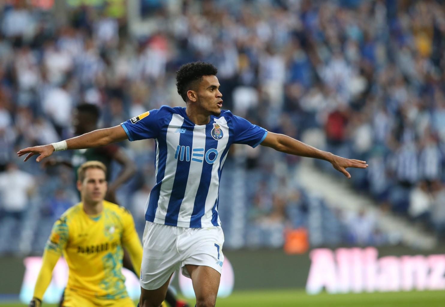 Porto golea 5-0 a Moreirense y Mehdi Taremi firma doblete