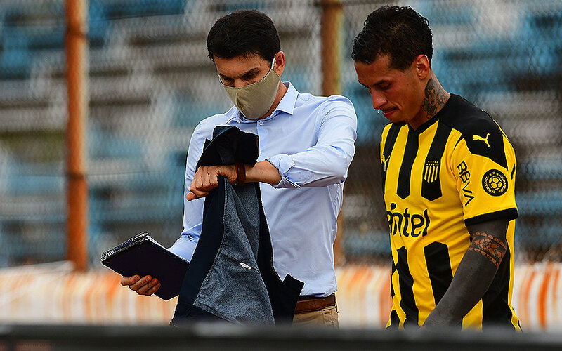 En Uruguay se disputó la primera fecha del Torneo Clausura