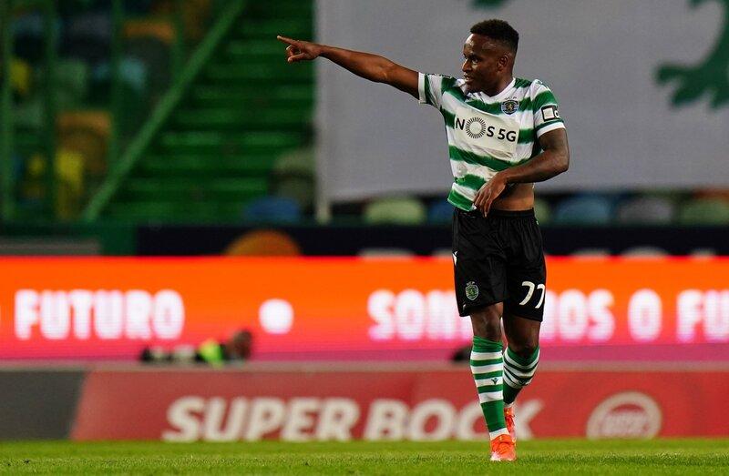 Sporting Lisboa fue superior y venció por dos a Rio Ave en el estadio dos Arcos