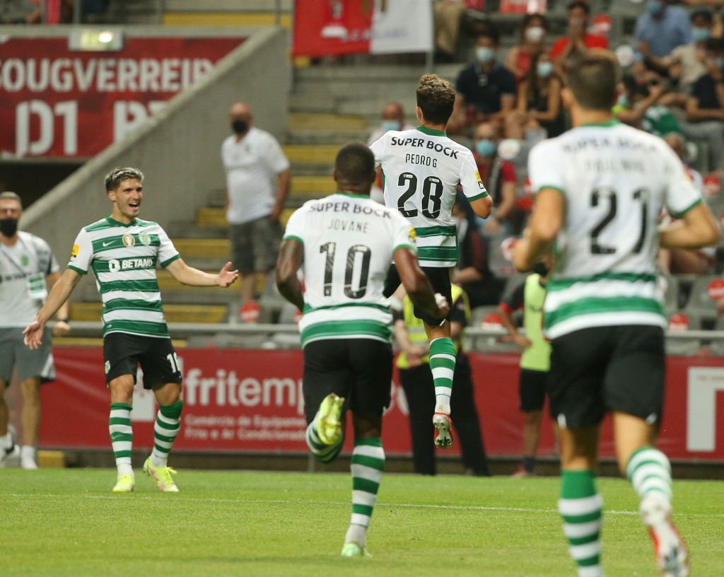 Reparto de puntos en el empate a uno entre Sporting CP y Porto