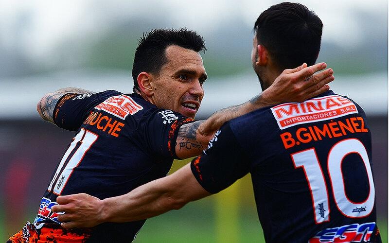 Sud América venció con lo justo a Villa Española como visitante