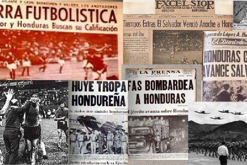 Cuando el fútbol fue la excusa para la guerra