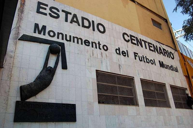 Estadio Centenario, monumento al fútbol mundial